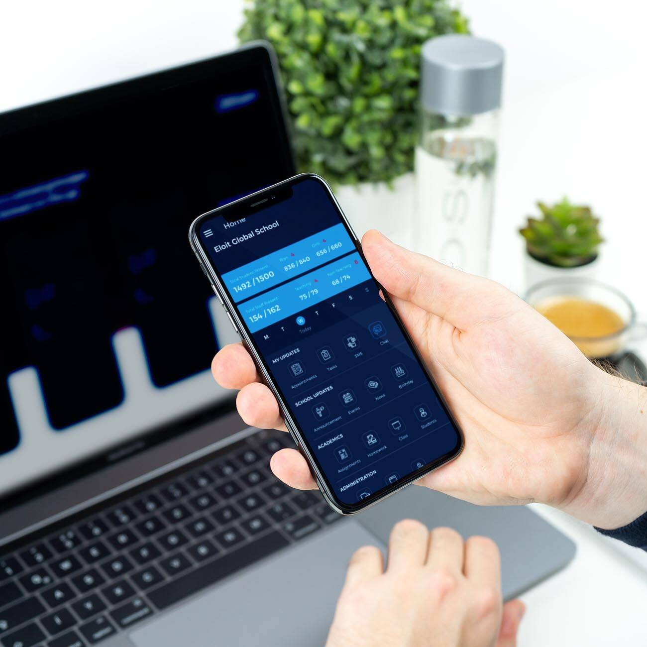 Best school software with mobile app for school principal